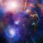 Панно Звездное небо
